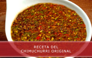 chimichurri original