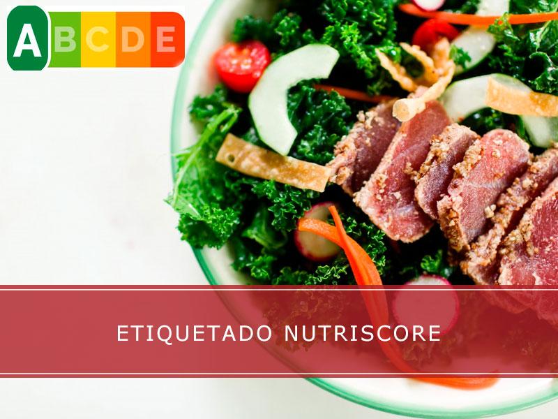 Etiquetado NutriScore