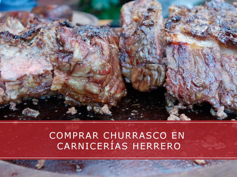 comprar churrasco en Carnicerías Herrero