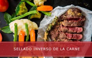 sellado inverso de la carne Carnicerías Herrero