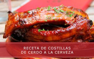 Costillas de cerdo a la cerveza - Carnicerías Herrero