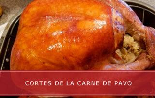 cortes de la carne de pavo Carnicerías Herrero