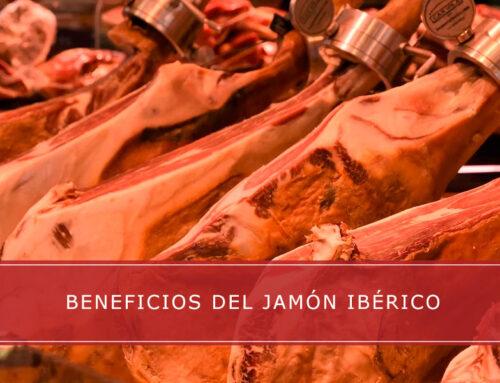 Beneficios del jamón ibérico