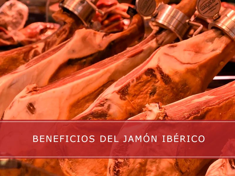 Beneficios del jamón ibérico Carnicerías Herrero