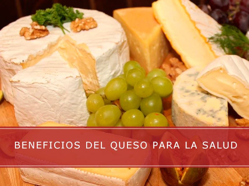 beneficios del queso para la salud Carnicerías Herrero
