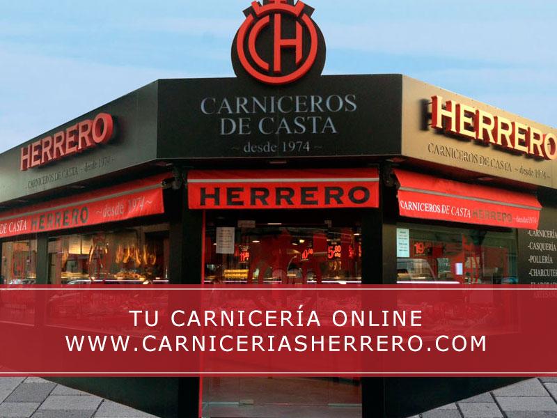 tu carnicería online de Carnicerías Herrero