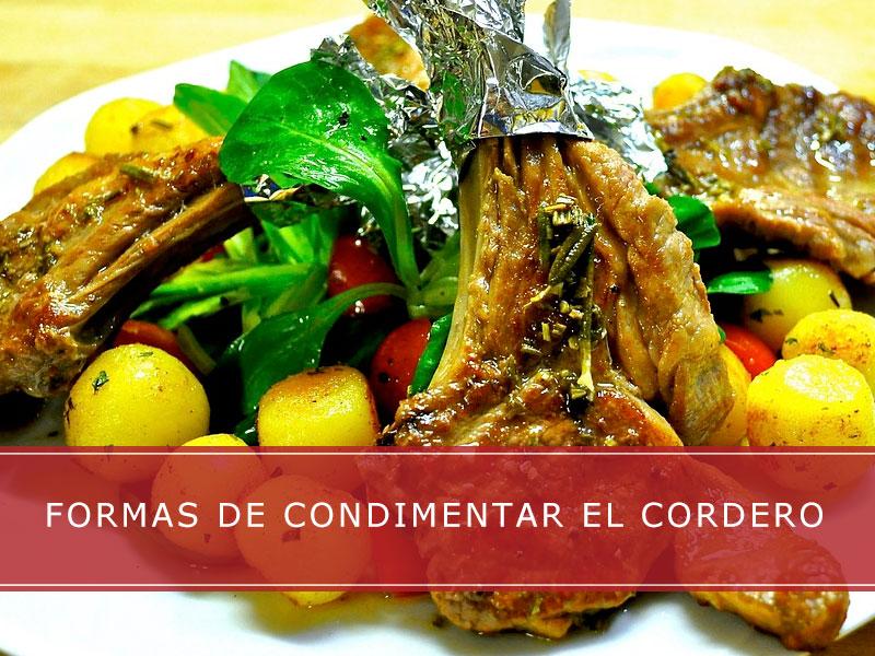Formas de condimentar el cordero- Carnicerías Herrero