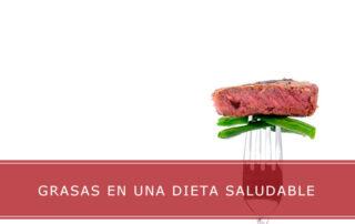 Grasas en una dieta saludable- Carnicerías Herrero