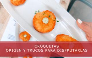 Croquetas, origen y trucos para disfrutarlas - Carnicerías Herrero