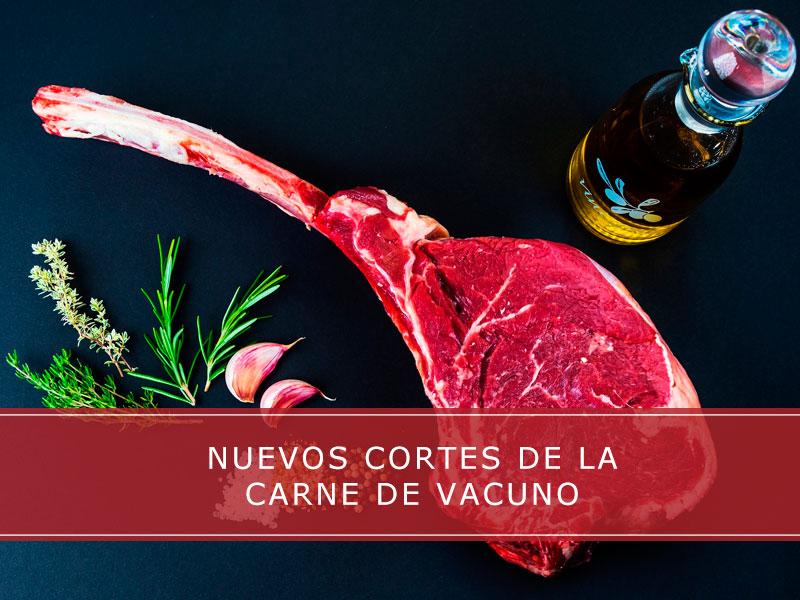 nuevos cortes de la carne de vacuno- Carnicerías Herrero