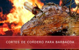 Cortes de cordero para barbacoa - Carnicerías Herrero