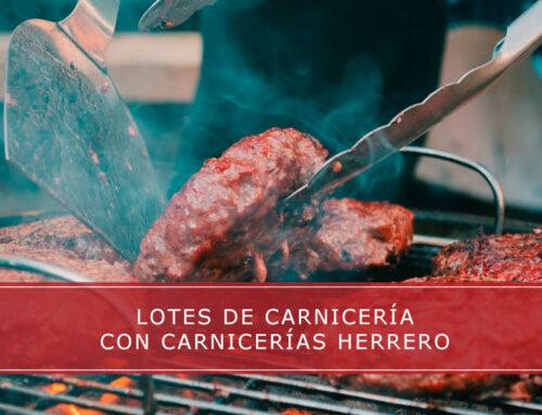 Lotes de carnicería con Carnicerías Herrero