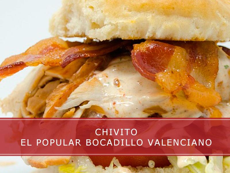 Chivito, el popular bocadillo valenciano - Carnicerías Herrero
