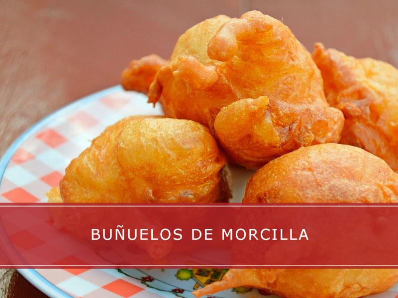 Buñuelos de morcilla - Carnicerías Herrero